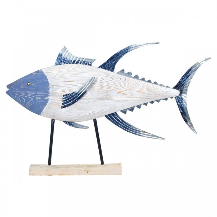 OFERTA *figura pez sobremesa